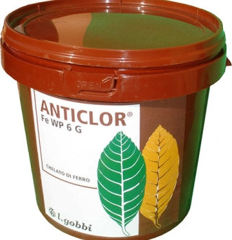 Anticlor<sup>®</sup> Fe WP 6 G